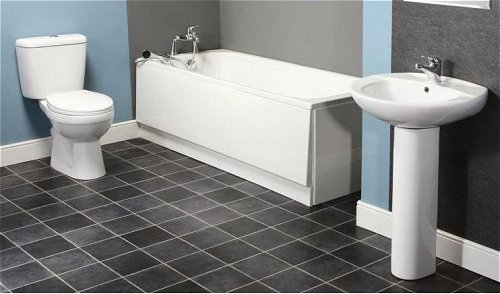 Cheap bathroom suites uk - Bathroom Suites Vir2ual Bathrooms High Street Lee On The Solent